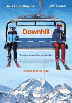 Downhill - Plakat zum Film