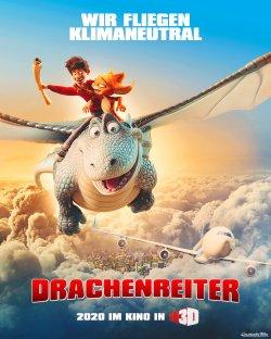Drachenreiter - Plakat zum Film