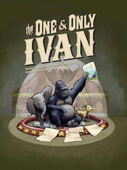 Der einzig wahre Ivan - Plakat zum Film