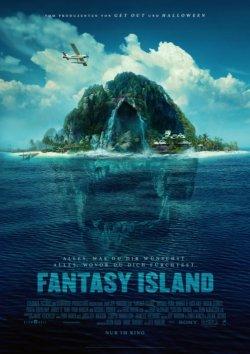 Fantasy Island - Plakat zum Film