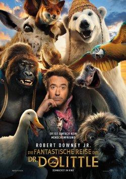 Die fantastische Reise des Dr. Dolittle - Plakat zum Film