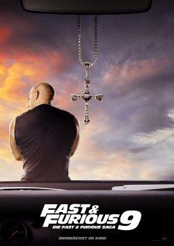Fast And Furious 9 - Plakat zum Film
