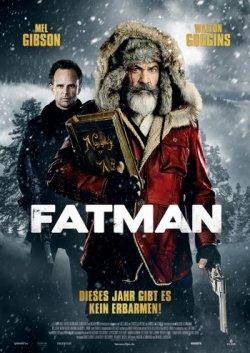 Fatman - Plakat zum Film