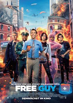 Free Guy - Plakat zum Film