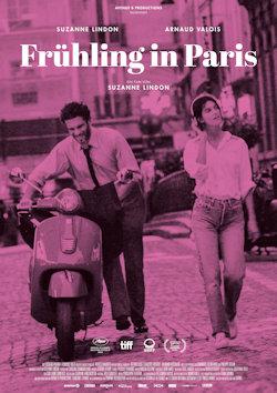 Frühling in Paris - Plakat zum Film