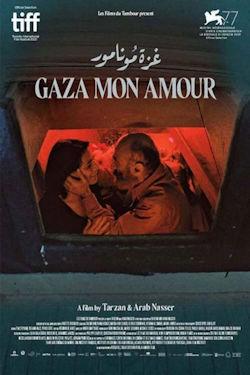 Gaza mon amour - Plakat zum Film