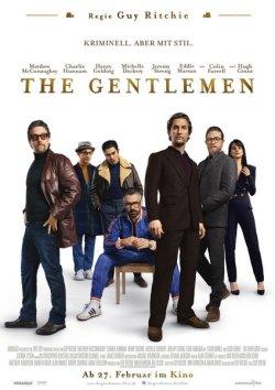 The Gentlemen - Plakat zum Film
