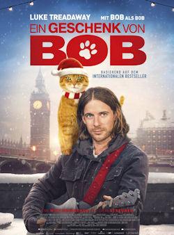 Ein Geschenk von Bob - Plakat zum Film