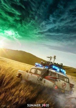 Ghostbusters: Legacy - Plakat zum Film
