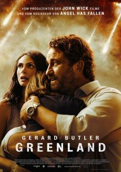 Greenland - Plakat zum Film