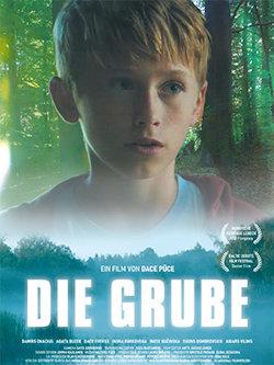 Die Grube - Plakat zum Film