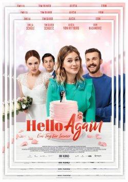 Hello Again - ein Tag für immer - Plakat zum Film