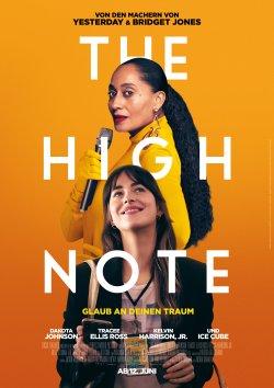 The High Note - Plakat zum Film