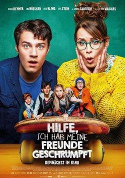 Hilfe, ich habe meine Freunde geschrumpft - Plakat zum Film