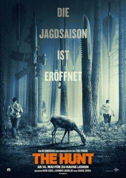 The Hunt - Plakat zum Film