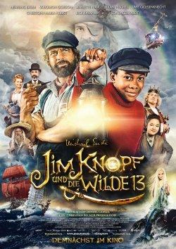 Jim Knopf und die Wilde 13 - Plakat zum Film
