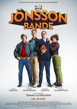 Die Jönsson Bande - Plakat zum Film