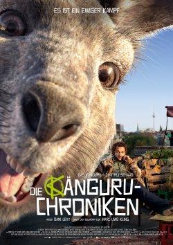 Die Känguru-Chroniken - Plakat zum Film