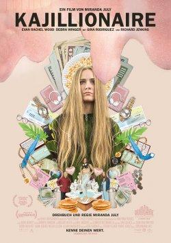 Kajillionaire - Plakat zum Film