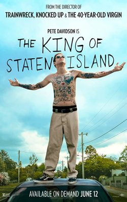 The King Of Staten Island - Plakat zum Film