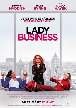 Lady Business - Plakat zum Film