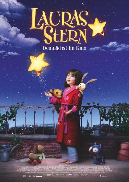Lauras Stern - Plakat zum Film