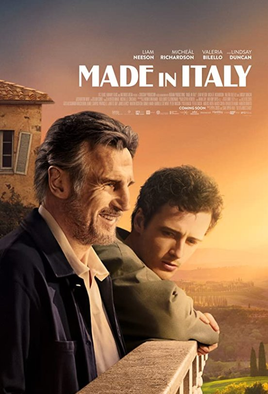 Made In Italy - Plakat zum Film