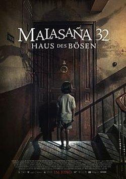 Malasana 32 - Haus des Bösen - Plakat zum Film