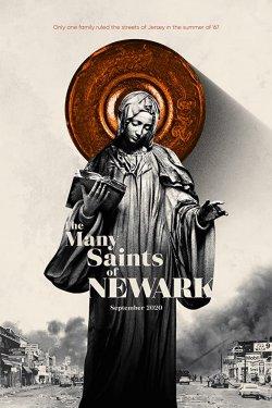 The Many Saints Of Newark - Plakat zum Film