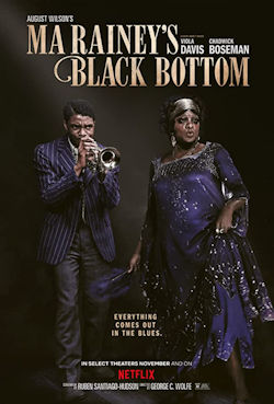 Ma Rainey?s Black Bottom - Plakat zum Film