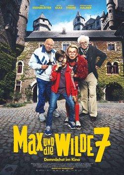 Max und die wilde 7 - Plakat zum Film