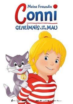 Meine Freundin Conni - Geheimnis um Kater Mau - Plakat zum Film
