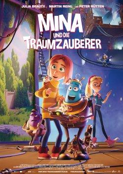Mina und die Traumzauberer - Plakat zum Film