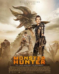 Monster Hunter - Plakat zum Film
