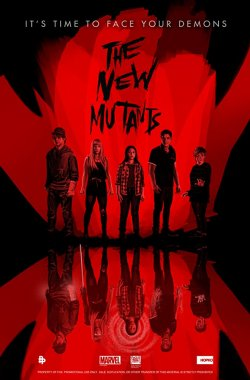 New Mutants - Plakat zum Film