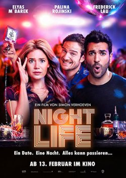 Nightlife - Plakat zum Film
