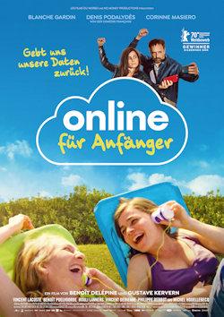 Online für Anfänger - Plakat zum Film