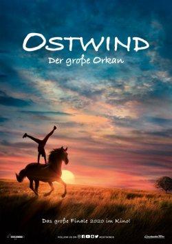 Ostwind - Der große Orkan - Plakat zum Film