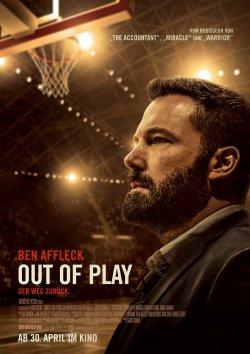 Out Of Play - Der Weg zurück - Plakat zum Film