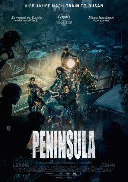 Peninsula - Plakat zum Film