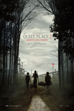 A Quiet Place 2 - Plakat zum Film