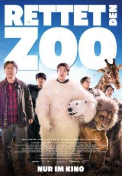 Rettet den Zoo - Plakat zum Film