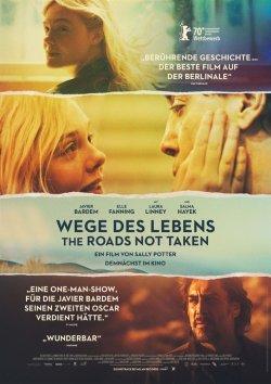 Wege des Lebens - The Roads Not Taken - Plakat zum Film