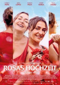 Rosas Hochzeit - Plakat zum Film