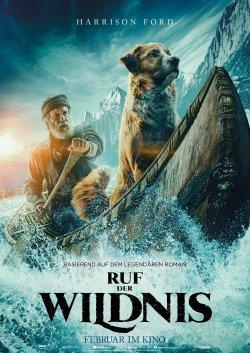 Ruf der Wildnis - Plakat zum Film