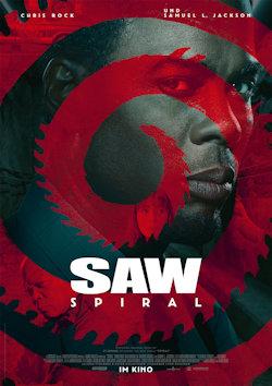 Saw 9: Spiral - Plakat zum Film