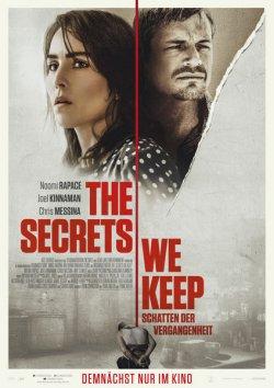 The Secrets We Keep - Schatten der Vergangenheit - Plakat zum Film