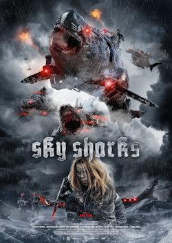 Sky Sharks - Plakat zum Film