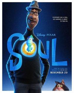 Soul - Plakat zum Film