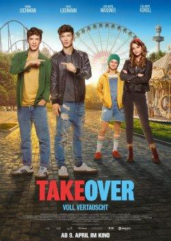 Takeover - Voll vertauscht - Plakat zum Film